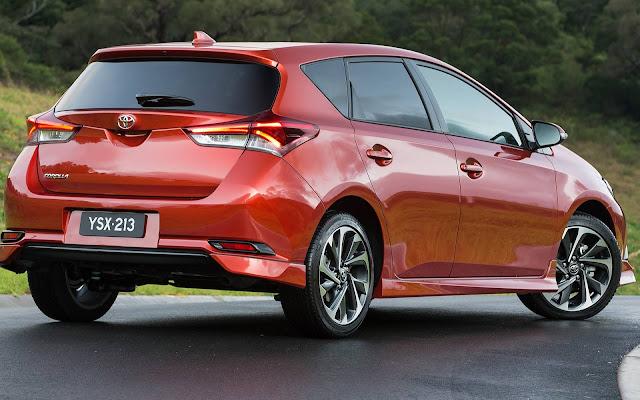 Toyota Corolla 2017 Hatch