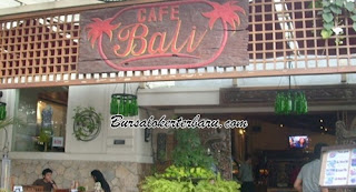 Lowongan Kerja Terbaru di Bandung : Cafe Bali Bandung