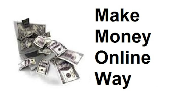 Make Money the Online Way