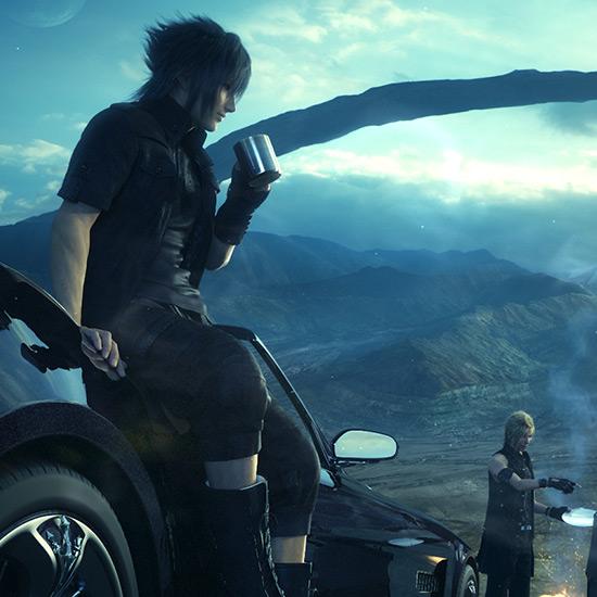 Final Fantasy XV - Wanderlust Wallpaper Engine