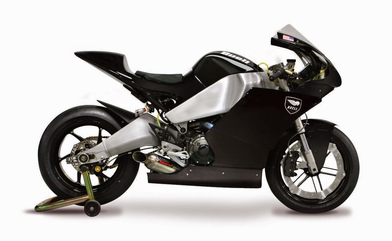 DD Motorcycles: COMPLETE PRODUCTION HISTORY OF BUELL