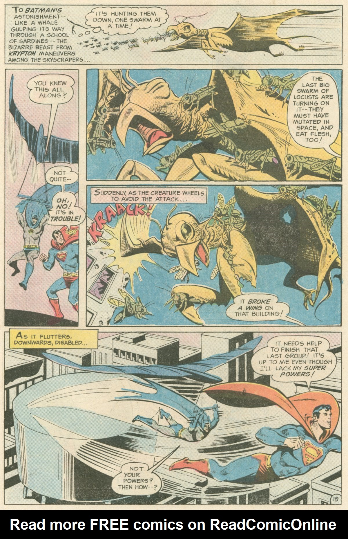 Read online World's Finest Comics comic -  Issue #237 - 27