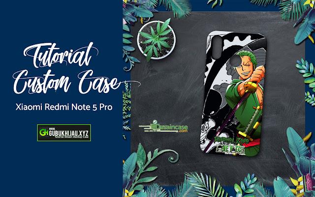Mockup Custom Case