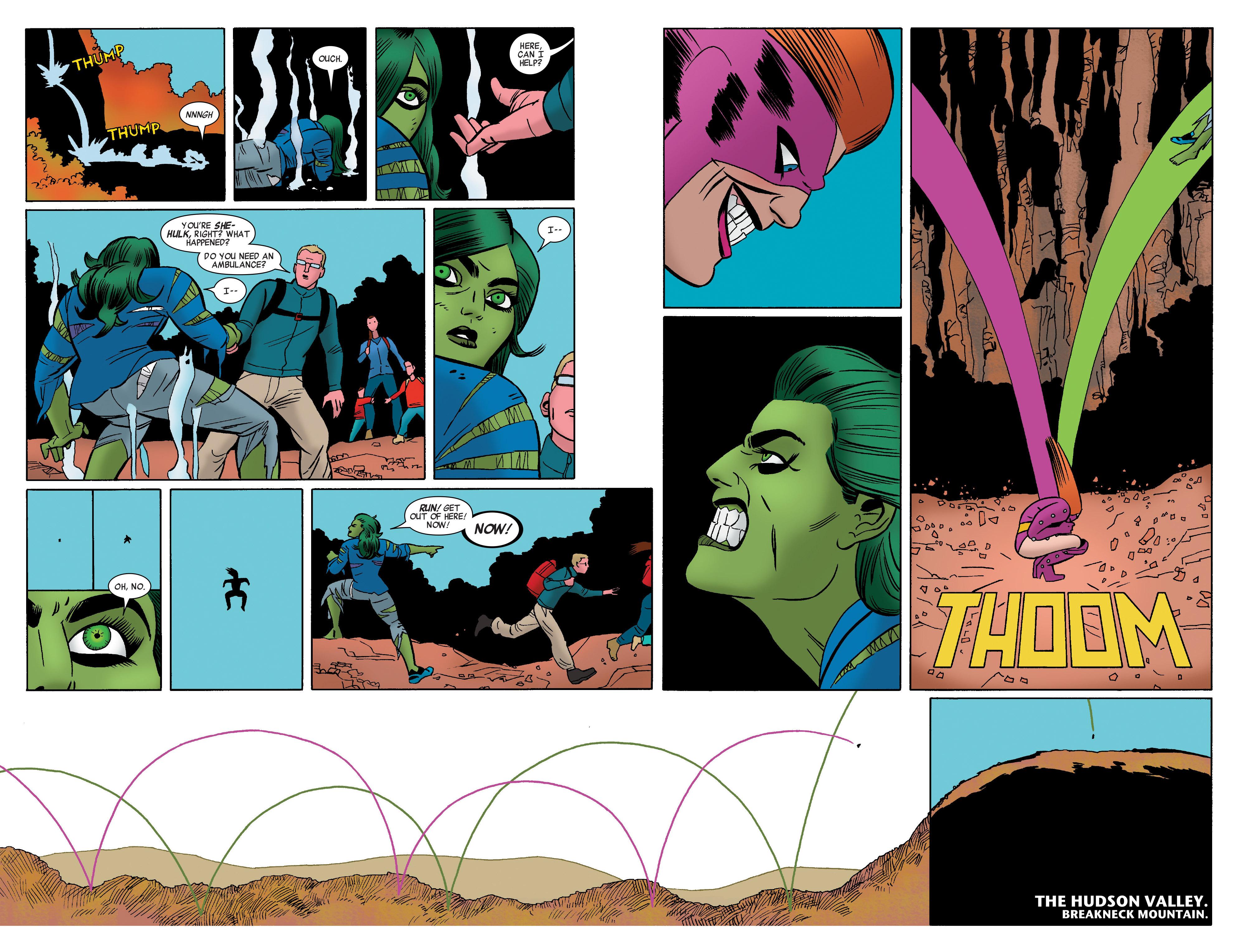 Read online She-Hulk (2014) comic -  Issue #11 - 6