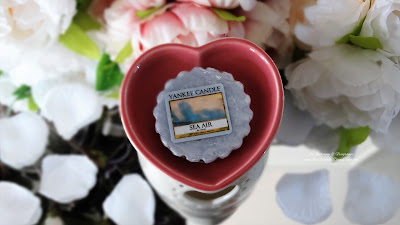 revue avis sea air yankee candle