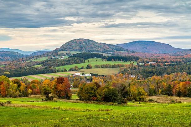 Vermont Peacham, Caledonia County