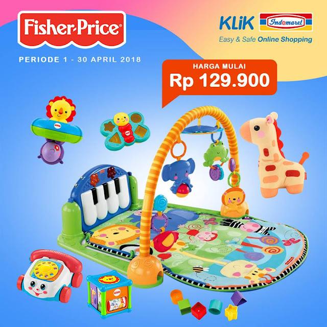 Produk Fisher Price