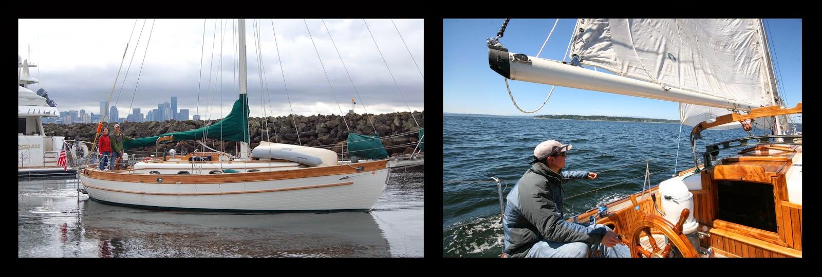 Sailing Saviah: Seattle to San Francisco (2010)