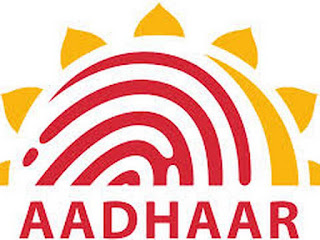 Photo:- Aadhaar Card Logo