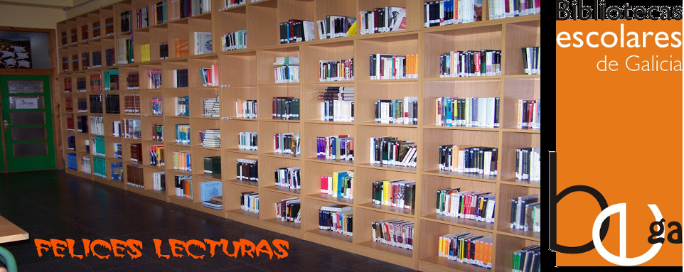 felices lecturas, o blog da biblioteca do IES Moncho Valcarce