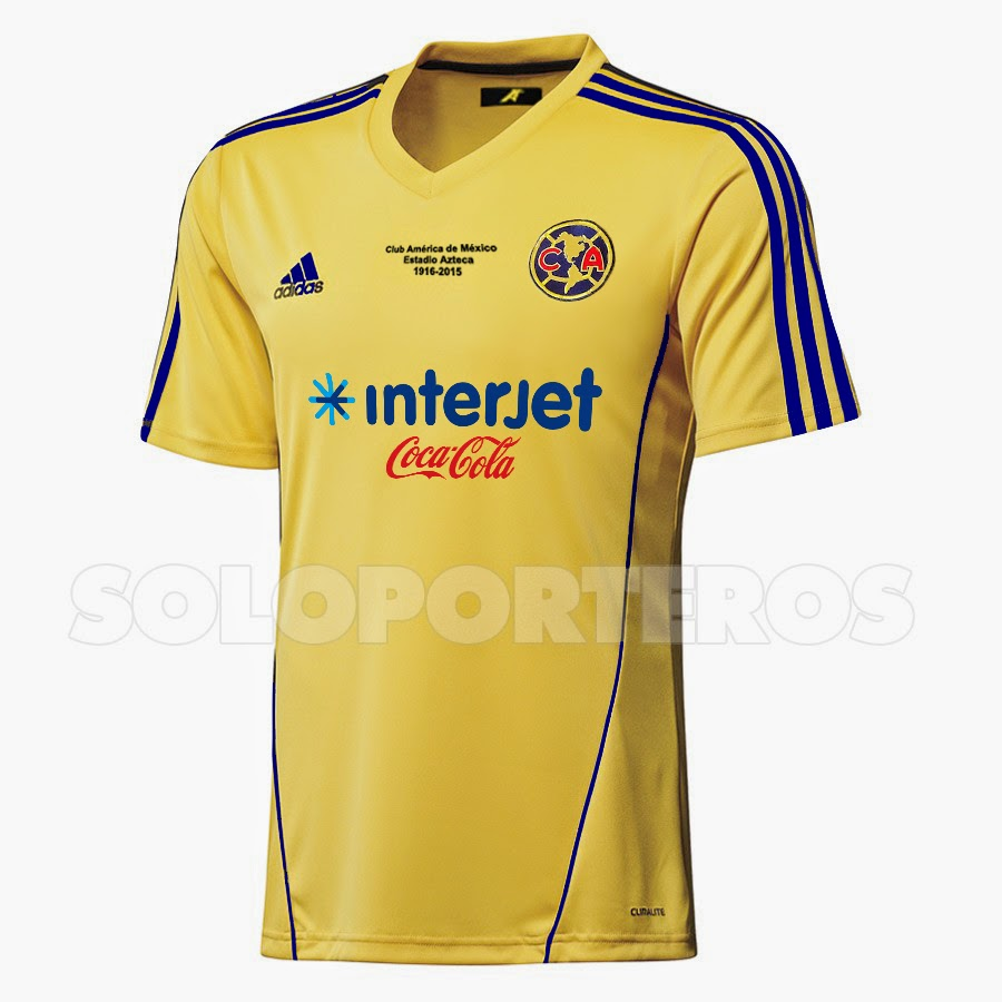 Un diseño del que podría ser el nuevo uniforme para el América apartir del  Clausura 2015 se ha filtrado por las redes sociales las durante las ultimas  horas ... 098ffd9691c7d