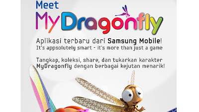 Cara Install MyDragonFly pada Samsung Galaxy Series
