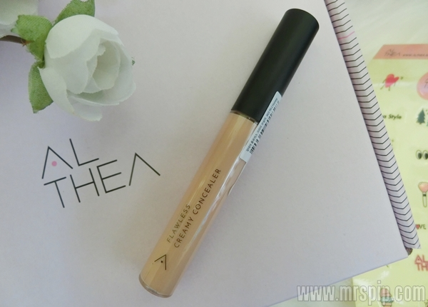 Flawless Creamy Concealer