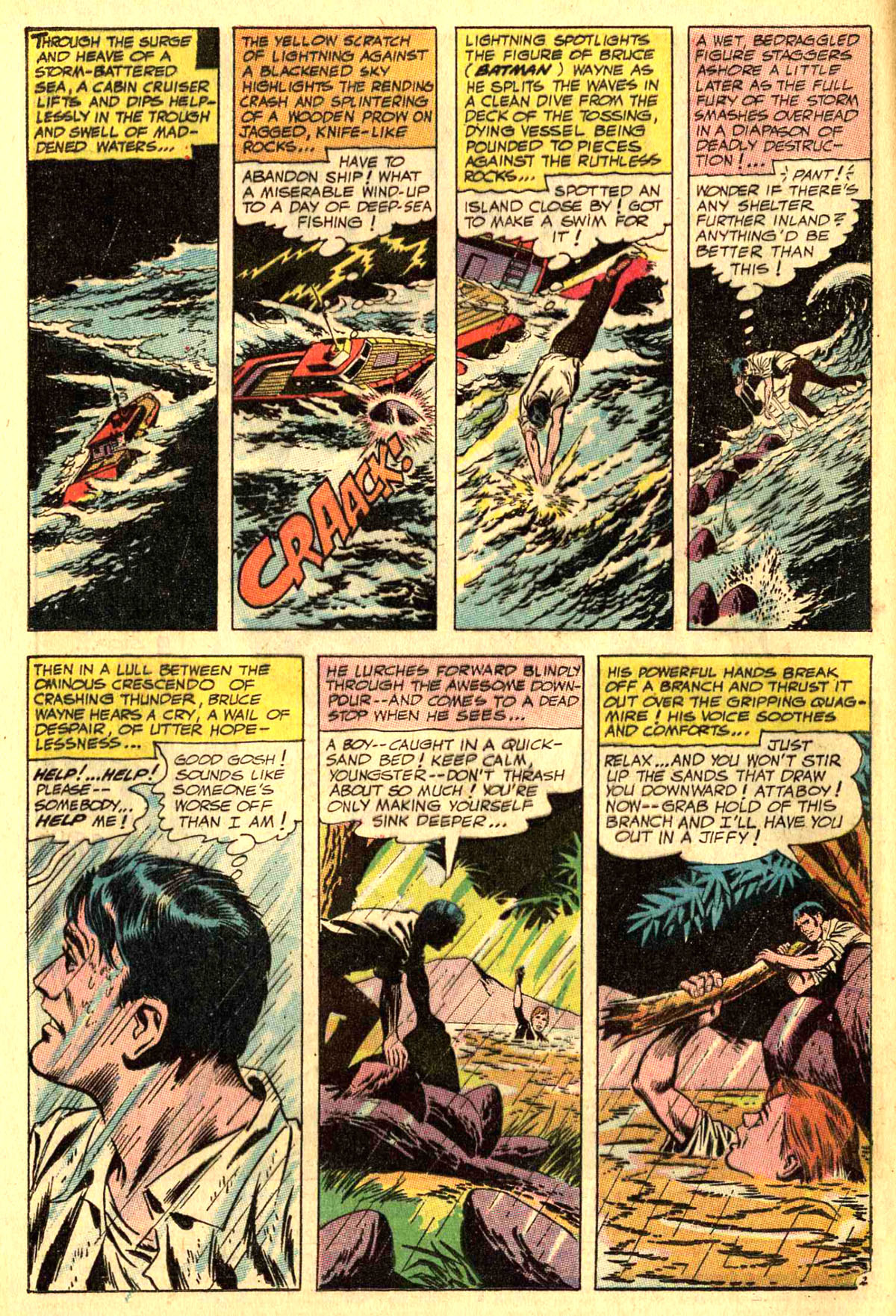 Detective Comics (1937) 345 Page 3