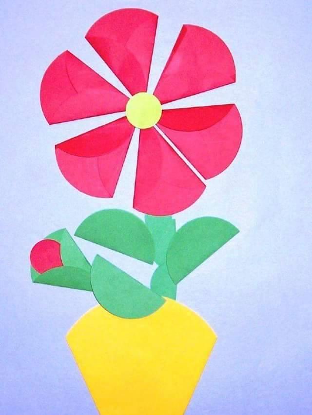 أفكار لعمل أنشطة فنية لأطفال الحضانة 11937434_16058593630