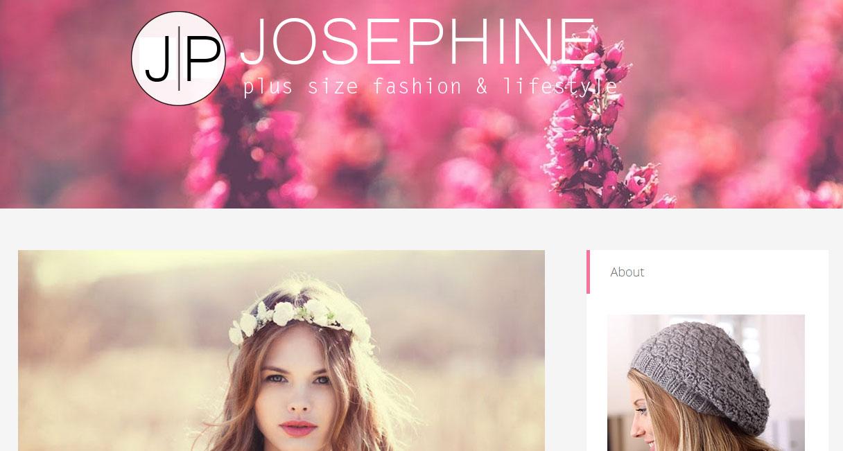 JosePhine Responsive Blogger Template