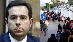 O υπουργός «Μεταναστευτικής Πολιτικής», Νότης Μηταράκης, μιλώντας στο τηλεοπτικό κανάλι Open και παράλληλα επιβεβαίωσε με τρόπο μάλλον κυνικ...