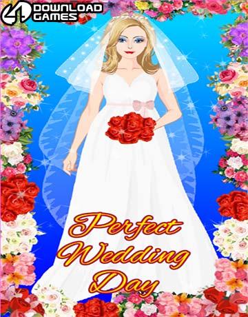 لعبة صالون الزفاف Wedding Salon Bride Princess