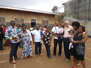 Misioneros por el mundo, Verbum Dei, Esclavas del Sagrado Corazón, Idente, OMP, Misioneros en Camerún, Yaoundé,