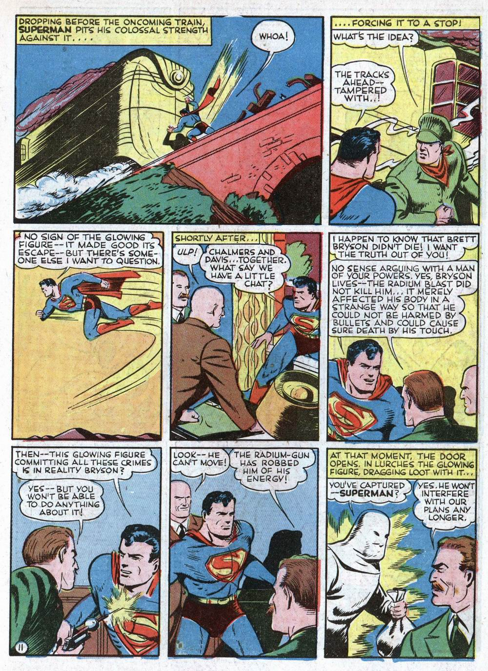 Read online Action Comics (1938) comic -  Issue #39 - 13