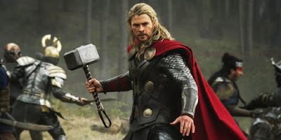 Papeles Chris Hemsworth