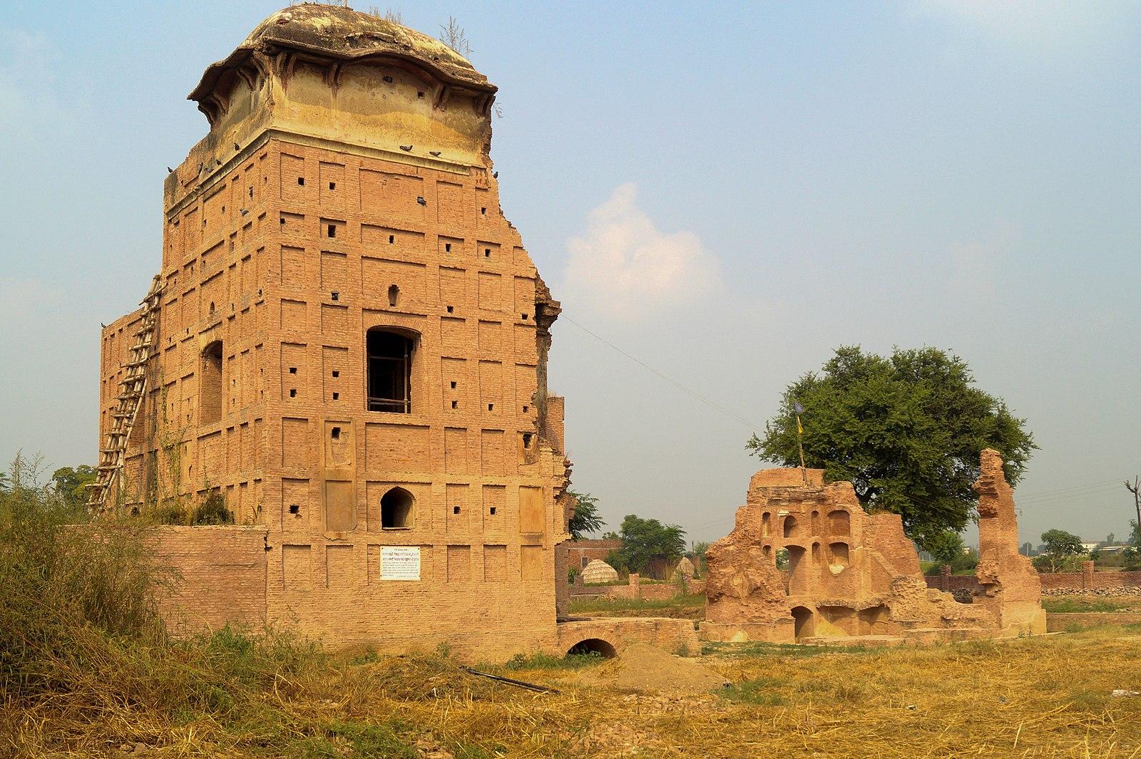 Jahaz Haveli Punjab Steeped In Sikh History Navrang India