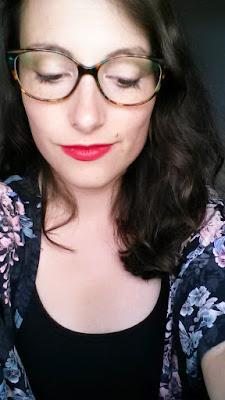 Le maquillage & les lunettes : Conseils & tutoriel (Back to School 2015) résultat