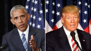 Obama to Trump: No evidence U.S. election rigged; 'Stop whining'