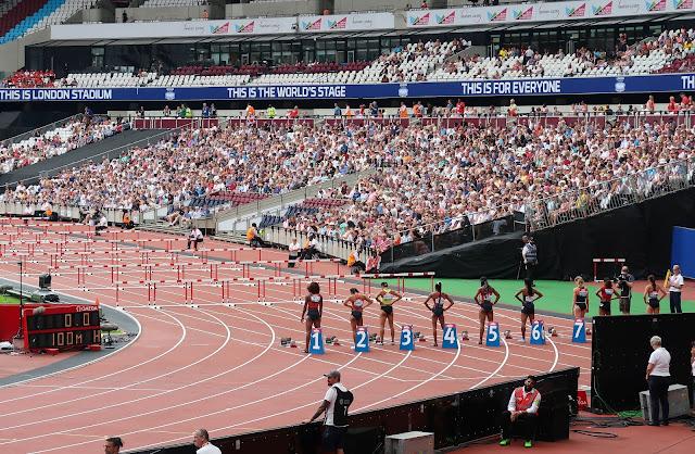 100m Hurdles
