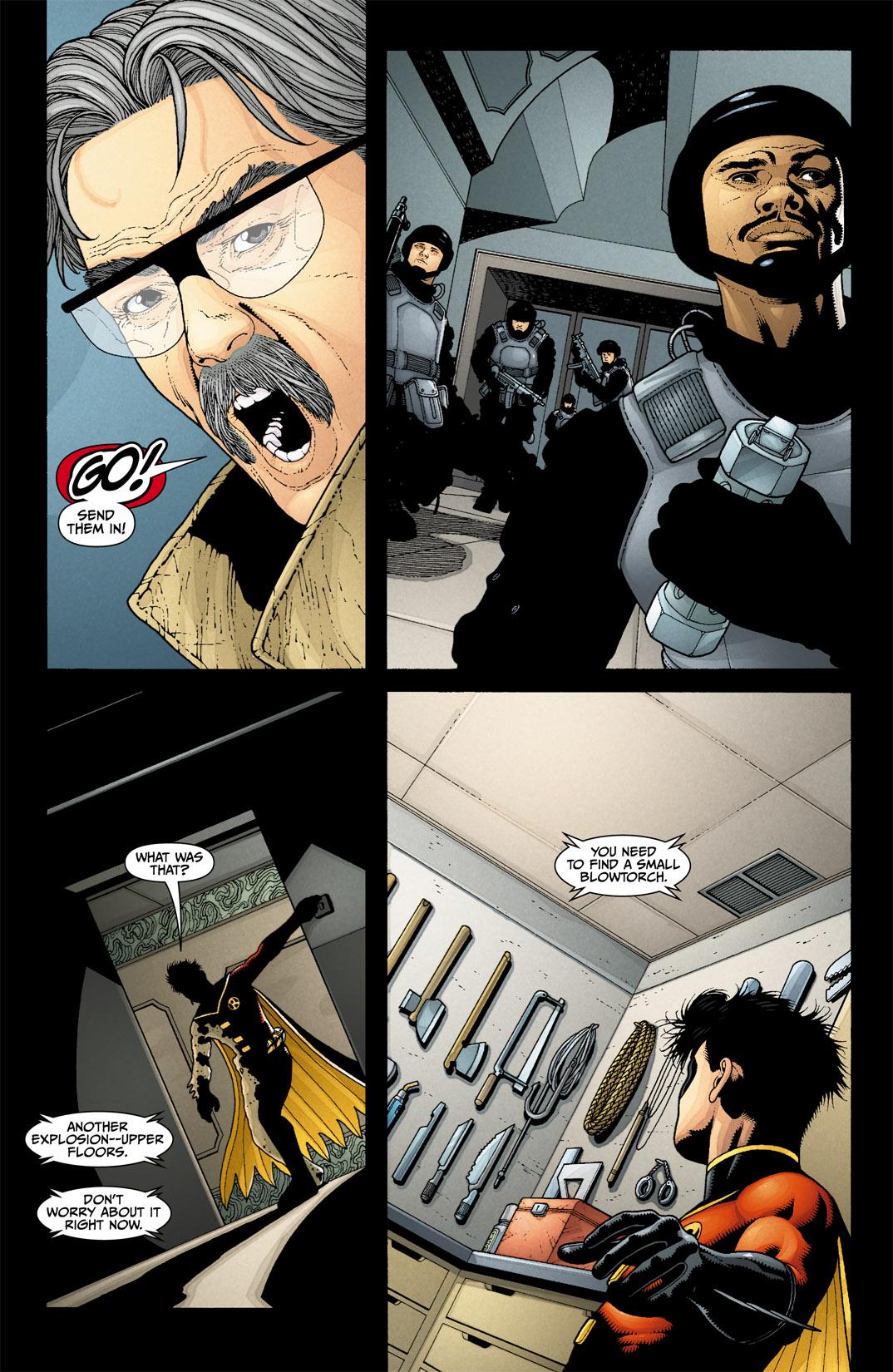 Detective Comics (1937) 830 Page 5
