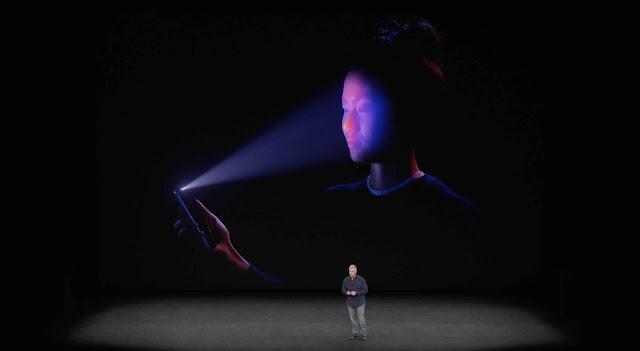 2- نظام بصمة الاصابع Touch ID هو نظام اثبت فعاليته على عكس نظام التعرف على الوجه Face ID
