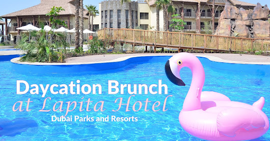 Lady & her Sweet Escapes: Daycation Brunch in Lapita Hotel