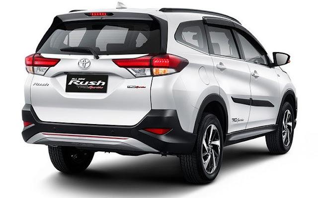 ™️ Xe Toyota Rush 7 chỗ sẽ ra mắt Việt Nam từ tháng 08/2018 ảnh 1