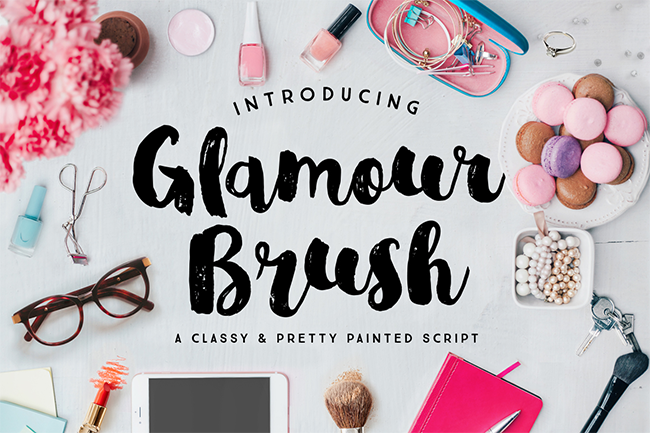 Glamour Brush + EXTRAS par Cultivated Mind