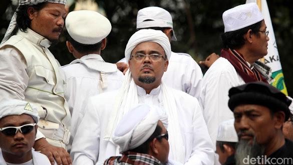 Jadikan HRS sebagai Contoh Dai Tak Baik, Begini Balasan FPI ke Said Aqil