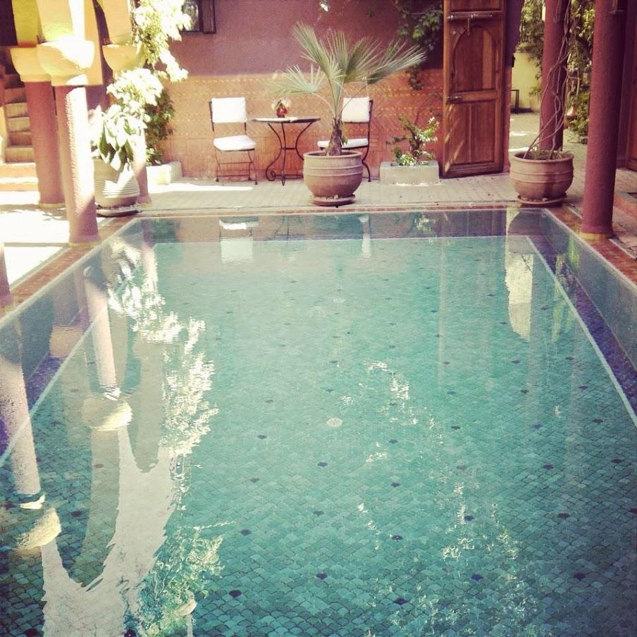 Riad Noga Marrakech Swimming Pool