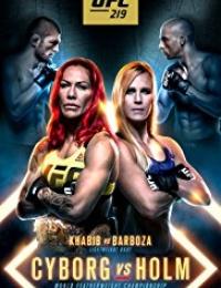 UFC 219: Cyborg vs. Holm   Bmovies