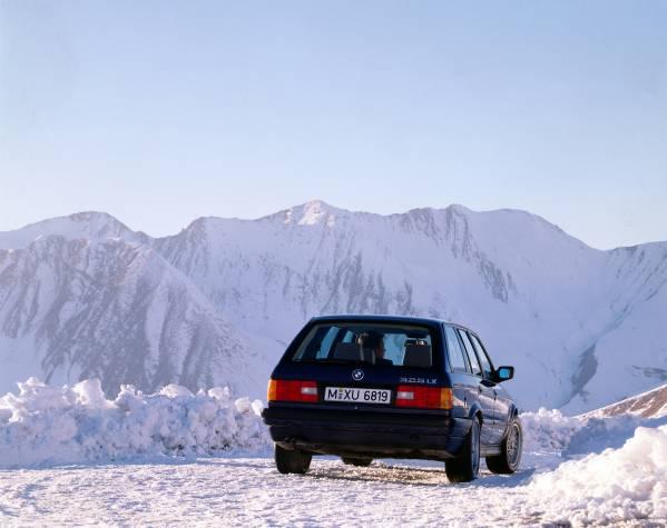 P90199948 lowRes 30 χρόνια απο την πρώτη τετρακίνητη BMW