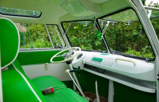 Vw Camper Interior Workshop Vw Bus