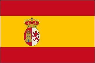 España, Carlos III, bandera, 1785