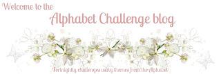 Alphabet Challenge Blog