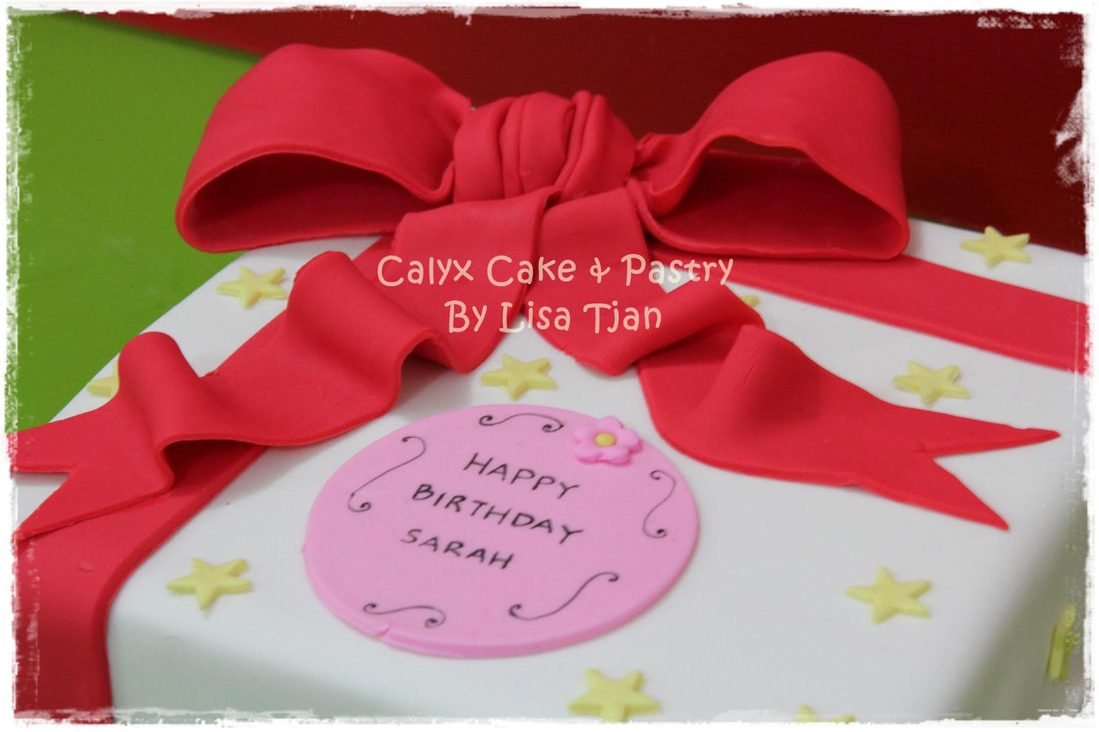 Calyx Cake Amp Pastry Gift Cake Sarah