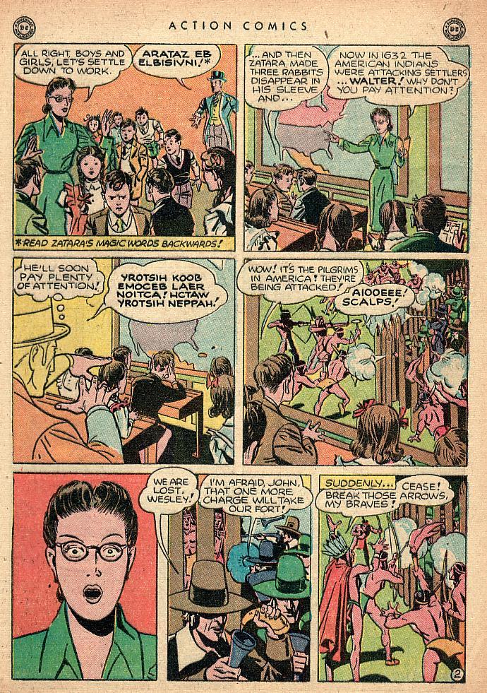 Action Comics (1938) 90 Page 41