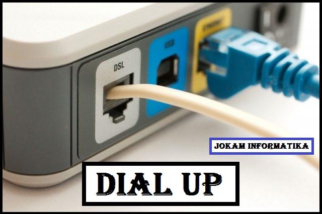 Dial-Up : Pengertian, Yang Dibutuhkan Dan Contohnya - JOKAM INFORMATIKA