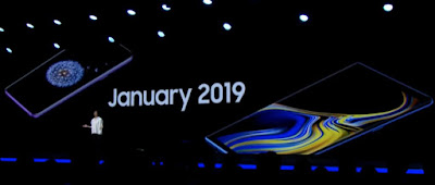 Samsung Galaxy Note9, Galaxy S9, and S9+ to get Android 9.0 Pie update in January 2019