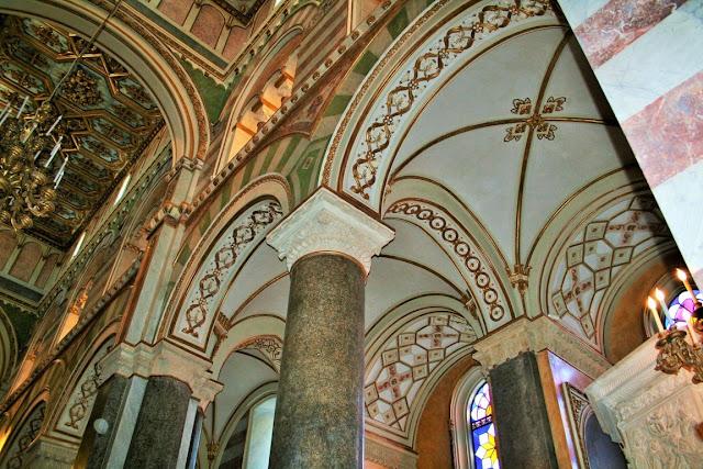 Chiesa, Cattedrale, decorazioni