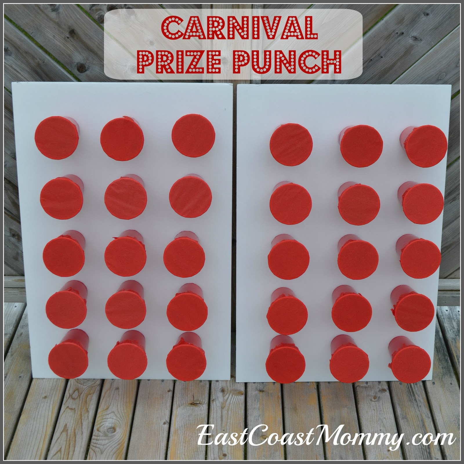 Cheap prizes for carnival games