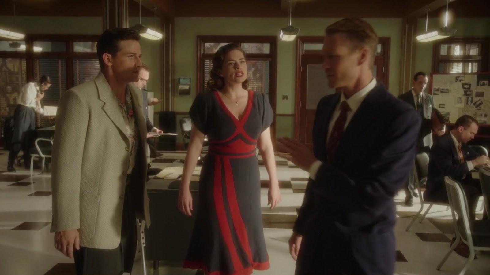 The Closet Historian The Costumes Of Agent Carter Season 2