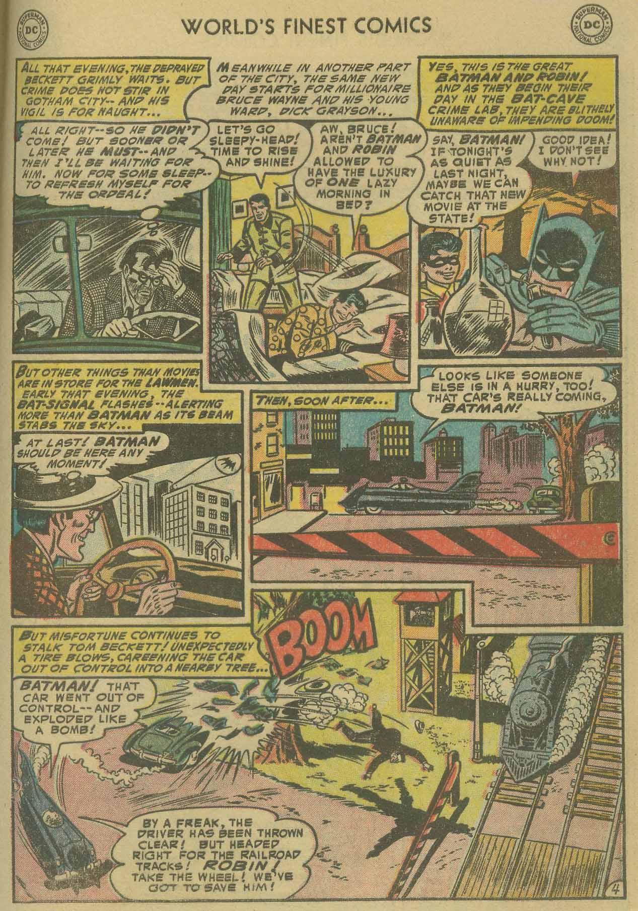 Read online World's Finest Comics comic -  Issue #69 - 57