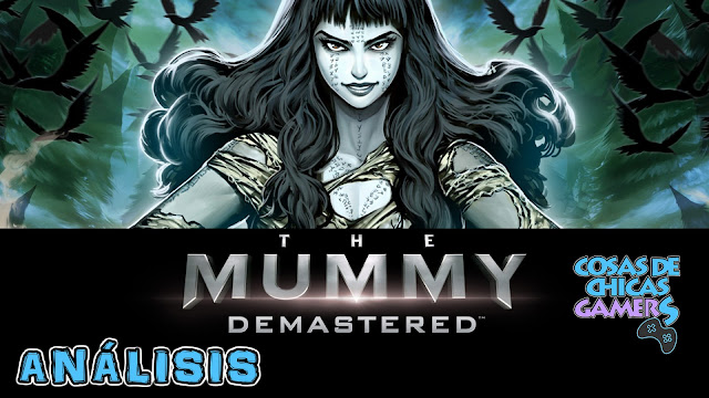 THE MUMMY DEMASTERED - ANALISIS